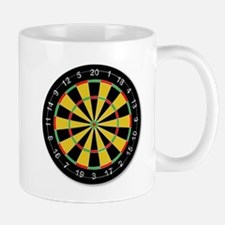 Dartsboard Mugs