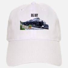 Big Boy Steam Engine Baseball Baseball Cap