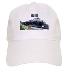 Big Boy Steam Engine Baseball Cap
