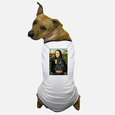 Mona's Black Shar Pei Dog T-Shirt