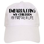 Embarrassing My Children Cap
