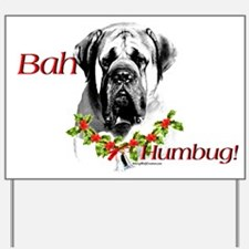 Humbug1 Yard Sign