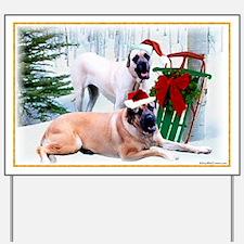 Christmas Cheer Yard Sign