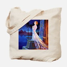 Clive Pinup, Night Music Tote Bag