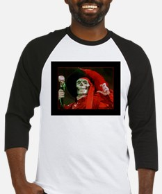 Classic Red Death Baseball Jersey