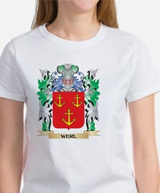 Werl Coat of Arms - Family Crest T-Shirt