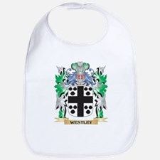 Westley Coat of Arms - Family Crest Bib