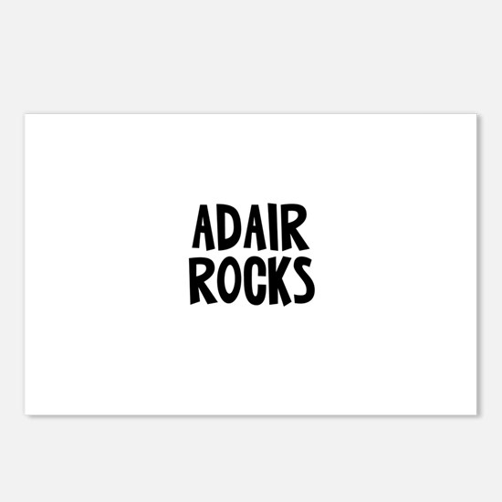 Adair Rocks Postcards (Package of 8)