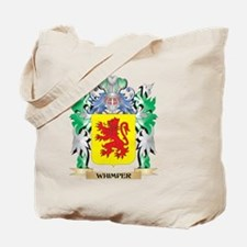 Whimper Coat of Arms - Family Crest Tote Bag
