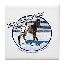 Tux Tile Coaster