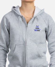 It's a CMS thing, you wouldn't Zip Hoodie