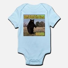Don't Feed The Bears They Eat People! Body Suit