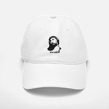 Jesus Shaves Baseball Baseball Cap