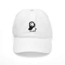 Jesus Shaves Baseball Cap