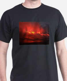 Lava And Water T-Shirt
