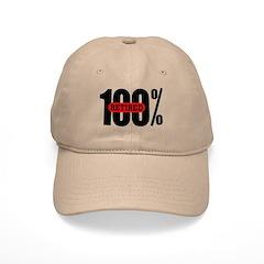 100 Percent Retired Hat
