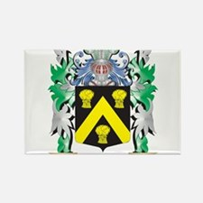 Wickes Coat of Arms - Family Crest Magnets