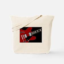 Funny Guitar gibson Tote Bag
