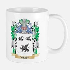 Wiley Coat of Arms - Family Crest Mugs