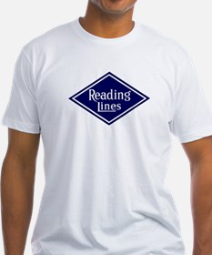 Reading Lines T-Shirt