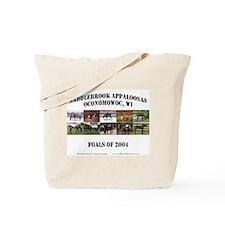 2004 Foals Tote Bag