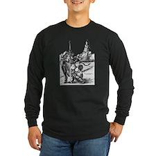 Zyra no BKGRD Long Sleeve T-Shirt