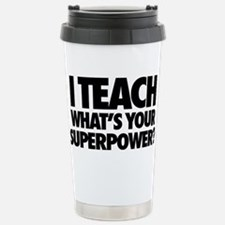 Unique Elementary Travel Mug