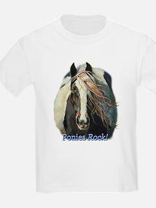 Ponies Rock T-Shirt