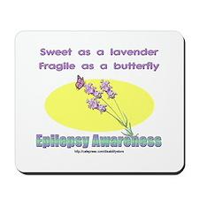 Epilepsy Awareness Mousepad