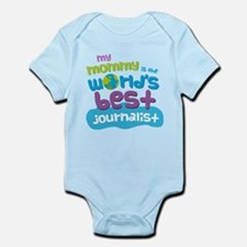 Journalist Gift for Kids Infant Bodysuit