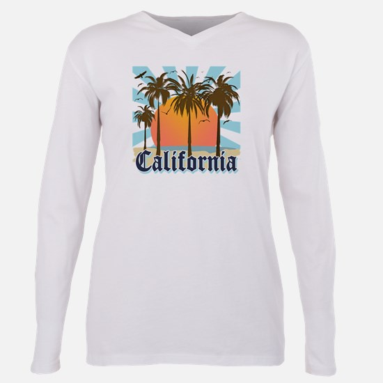 Unique Hollywood Plus Size Long Sleeve Tee
