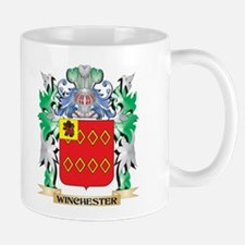 Winchester Coat of Arms - Family Crest Mugs