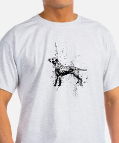 Dalmatian dog art T-Shirt