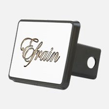 Gold Efrain Hitch Cover