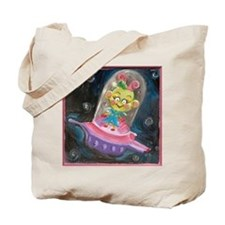 Kozmic Kiddle Tote Bag