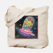 Kozmic Kiddle Tote Bag