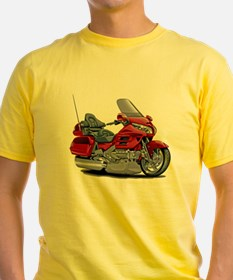 Goldwing Red Bike T-Shirt