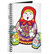 Nesting Dolls Journal