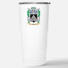 Wise Coat of Arms - Fam Travel Mug