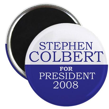 Stephen Colbert '08 Magnet