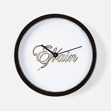Cute Efrain Wall Clock