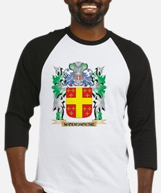 Wodehouse Coat of Arms - Family Cr Baseball Jersey