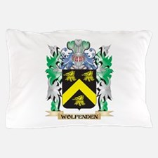 Wolfenden Coat of Arms - Family Crest Pillow Case