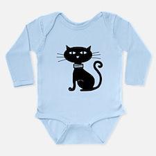 Halloween design cat Body Suit