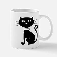 Halloween design cat Mugs