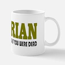 Historian Funny Quote Small Small Mug