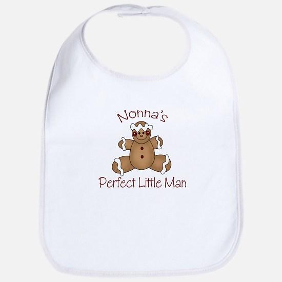 Nonna's Perfect Man Bib