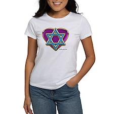 Heart For Israel Tee