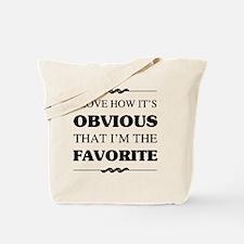 Cute Rivalries Tote Bag