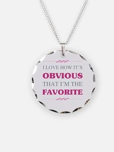 Unique Favorite Necklace